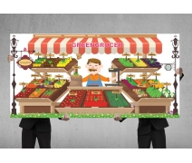 Fruit & Vegetables (Meyveler & Sebzeler)