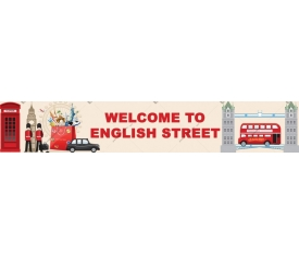 Welcome To English Street